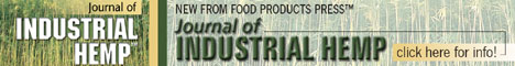 Journal of Industrial Hemp